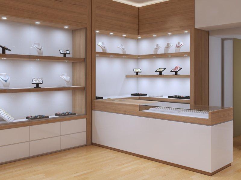 Arredamento gioielleria palermo piergi arredamenti for Piergi infissi palermo