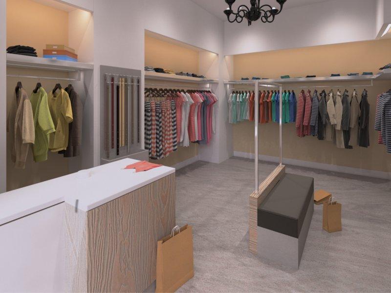 Piergi arredamento negozi palermo for Arredamento negozi